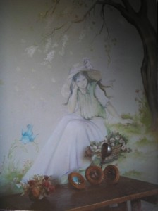 Pinturas decorativas em paredes ateli cristina rabelo - Pinturas decorativas paredes ...