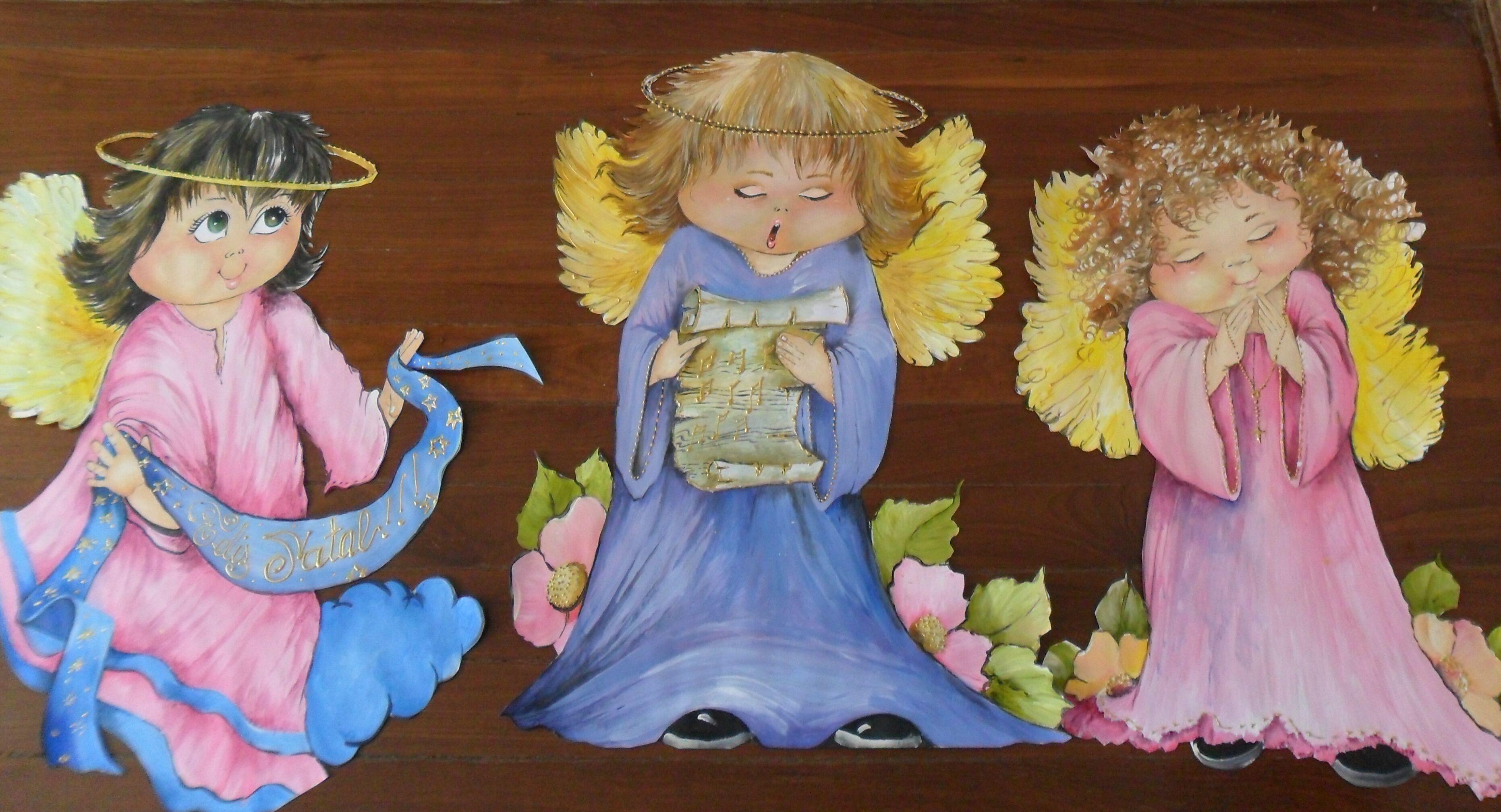 Mural de fim de ano ateli cristina rabelo for Mural sobre o natal